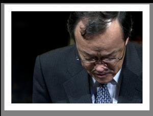 Shuichi Takayama, photographed by Tomohiro Ohsumi for Bloomberg